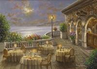 A Romantic Dining Invitation Fine-Art Print