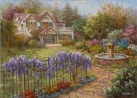 Springtime Hideaway Fine-Art Print