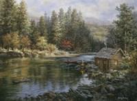 Camper's Haven Fine-Art Print