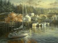 Skillful Seafarer Fine-Art Print