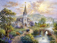 Pray For World Peace Fine-Art Print