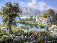 Enchanted Cottage Fine-Art Print