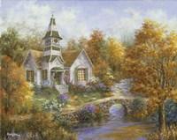 Autumn Worship Fine-Art Print