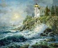 Bass Harbor Lighthouse Fine-Art Print