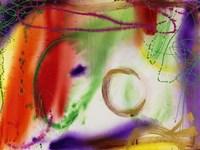 Wind Chimes V Fine-Art Print
