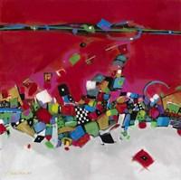 Fast Car II Fine-Art Print