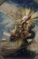 Fall Of Phaeton Fine-Art Print