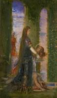 Salome In the Garden, 1878 Fine-Art Print