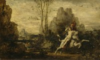 The Abduction Of Europa, 1869 Fine-Art Print