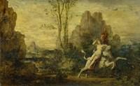 The Rape Of Europa, 1869 Fine-Art Print