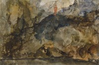 Dante And Virgil Fine-Art Print
