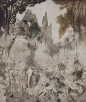 Les Chimeres, 1884 Fine-Art Print