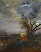 Christ On the Mount Of Olives, 1875-1880 Fine-Art Print