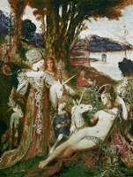 The Unicorn Fine-Art Print