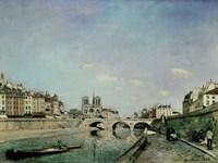 Paris, 1864 Fine-Art Print