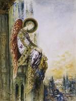 Traveling Angel Fine-Art Print