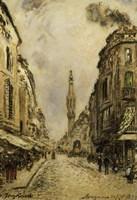 Avignon, 1873 Fine-Art Print