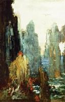 The Sirens, 1890 Fine-Art Print