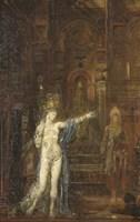 Salome Dancing, 1876 Fine-Art Print