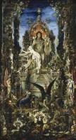 Jupiter And Semele Fine-Art Print