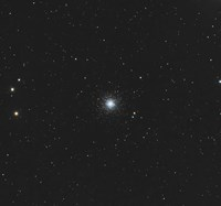 Messier 53, globular cluster in the Coma Berenices Constellation Fine-Art Print