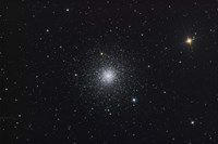 Messier 3, a globular cluster in the Constellation Canes Venatici Fine-Art Print