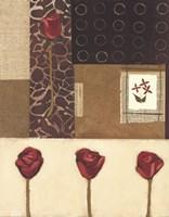 Elements of Roses I Fine-Art Print