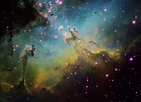 M16 the Eagle Nebula Fine-Art Print