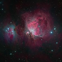 Messier 42, the Orion Nebula I Fine-Art Print
