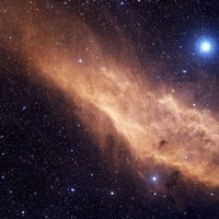 California Nebula I Fine-Art Print