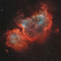 IC 1848, the Soul Nebula Fine-Art Print
