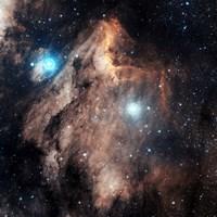 Pelican Nebula III Fine-Art Print