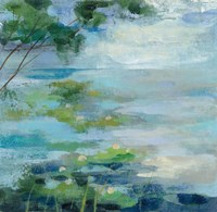 Lily Pond I Fine-Art Print