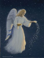 Angel Of Abundance Fine-Art Print