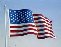American Flag 3 Fine-Art Print