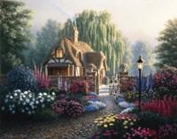 Cranfield Gardens Fine-Art Print