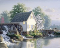 The Miller's Pond Fine-Art Print