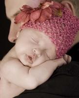 Baby On Shoulder Fine-Art Print