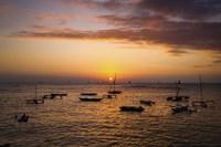 Outrigger Sunset Fine-Art Print