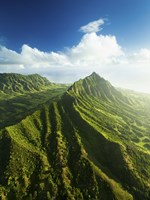 Kualoa Valley Fine-Art Print