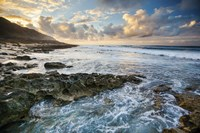 Kaena Point Sunset Fine-Art Print