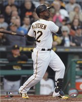 Andrew McCutchen 2015 Action Fine-Art Print