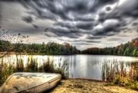 Storm Lake Fine-Art Print