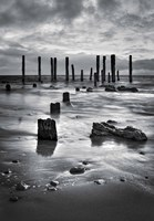 Port Willunga BW Fine-Art Print