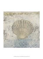 Coastal Cameo V Fine-Art Print