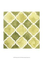 Watercolor Tile IV Fine-Art Print