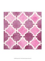 Watercolor Tile V Fine-Art Print