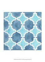 Watercolor Tile VII Fine-Art Print