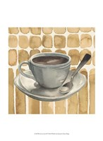 Cafe au Lait II Fine-Art Print