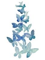 Butterfly Falls I Fine-Art Print